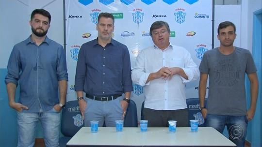 Júlio Sérgio é o novo técnico do Marília para a disputa da A3 2020