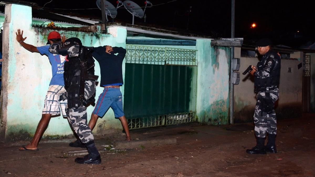 Despesas da Paraíba com policiamento caem 46,8% em 2016, diz estudo