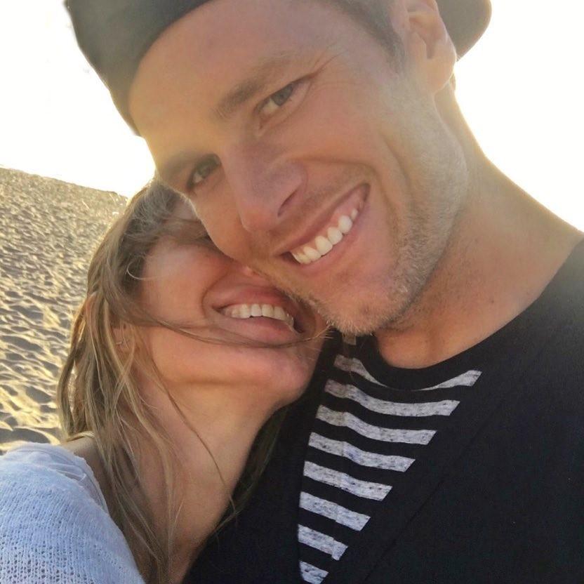 Tom Brady e Gisele (Foto: Reprodução)