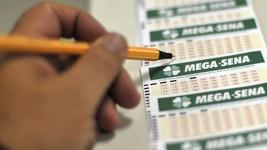 Mega sorteia hoje prêmio de R$ 125 milhões (Marcello Casal jr/Agência Brasil)