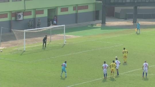 Galvez supera Plácido de Castro e conquista 1º turno do Campeonato Acreano Sub-20