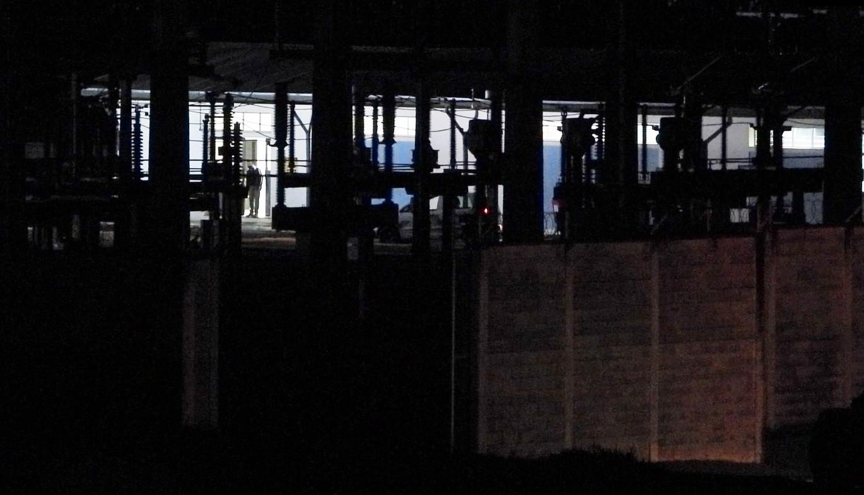 Incêndio em subestação do DME deixa moradores sem energia em Poços de Caldas, MG