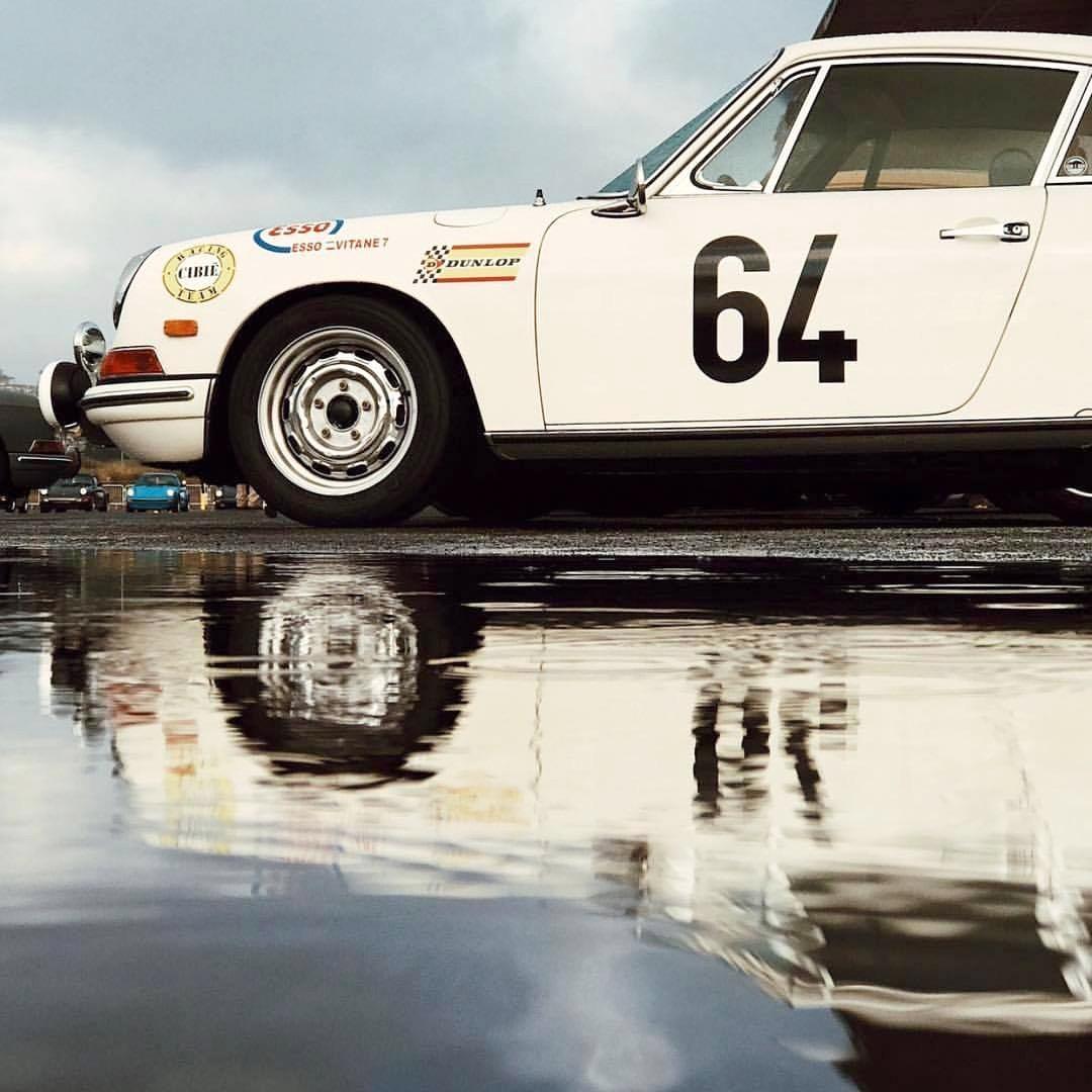 Porsche 911 #64 La Carrera Panamericana A (Foto: Divulgação/Benton Motorsport)