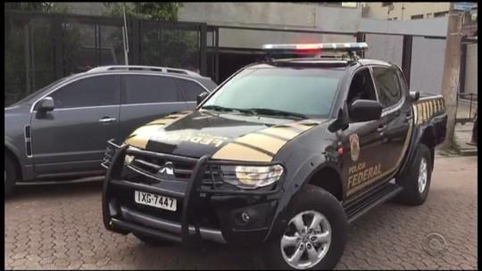 PF prende suspeitos em operação que investiga remessas de dinheiro do Leste Europeu para o Brasil