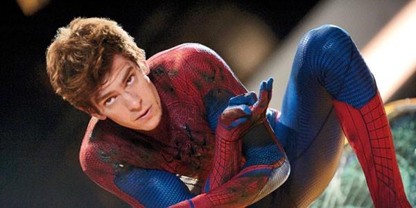 Andrew Garfield em O Espetacular Homem-Aranha (Foto: Divulgação)