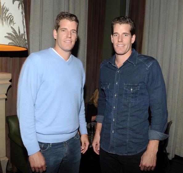 Irmãos Winklevoss (Foto: Getty Images)
