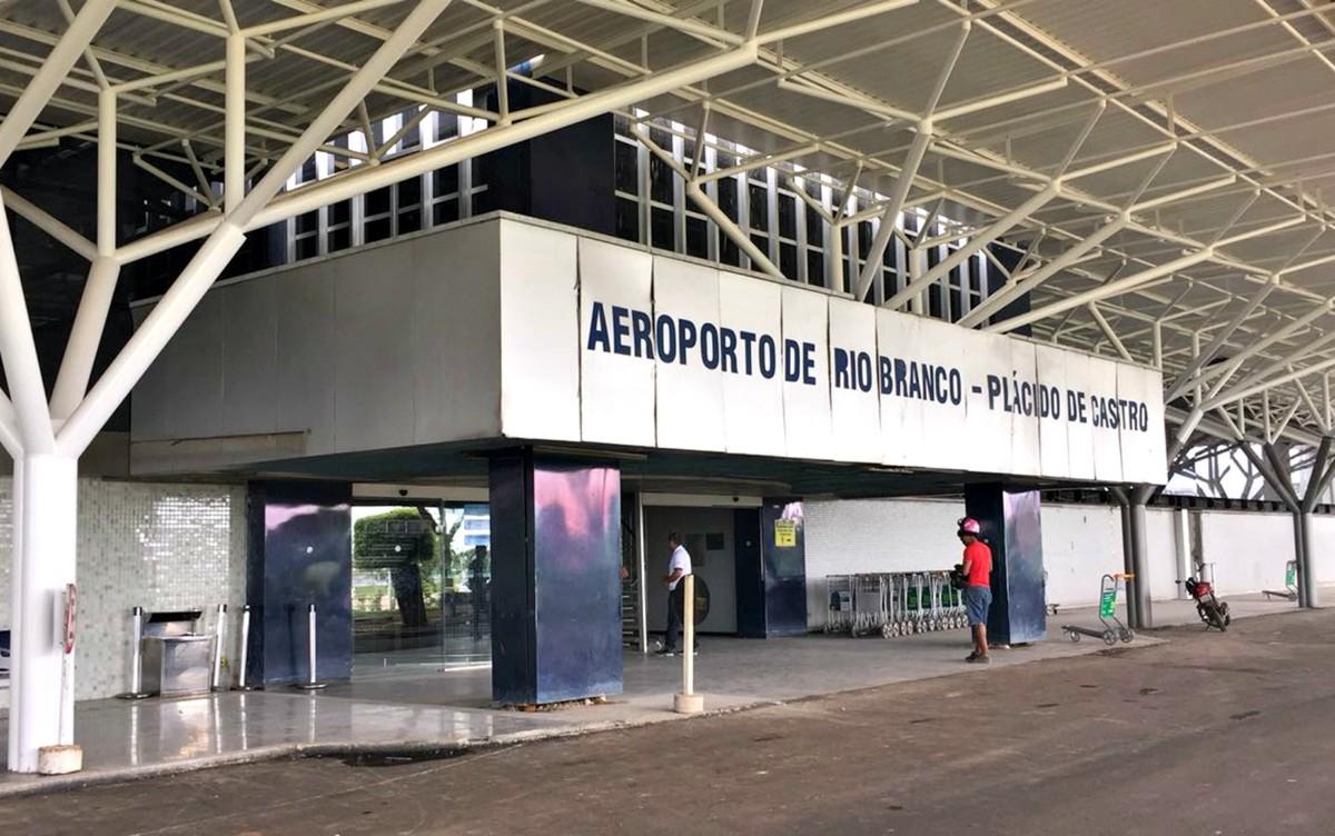 Aeroporto de Rio Branco vai atender mais de 2 milhões de passageiros por ano a partir de 2018, diz Infraero
