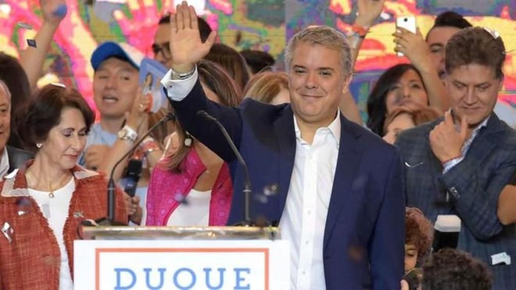Iván Duque Márquez — Foto: Getty Images