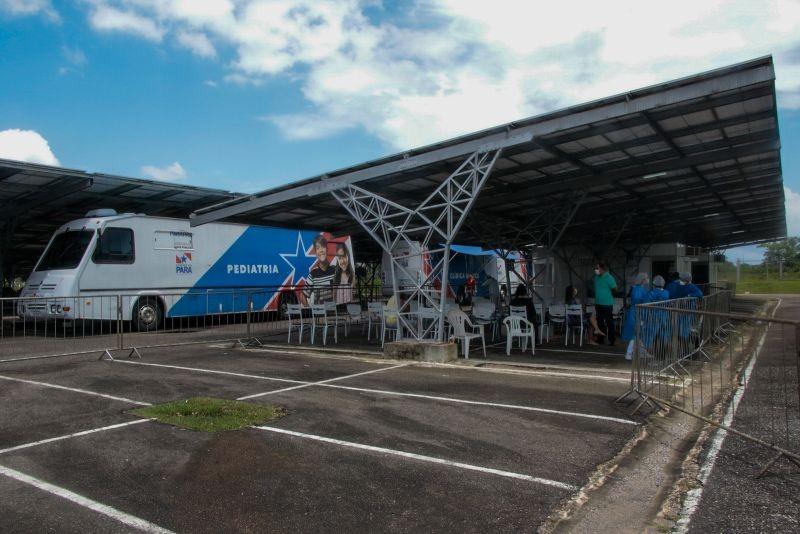 Policlínica Itinerante atende casos de Covid-19 em cinco municípios do Pará