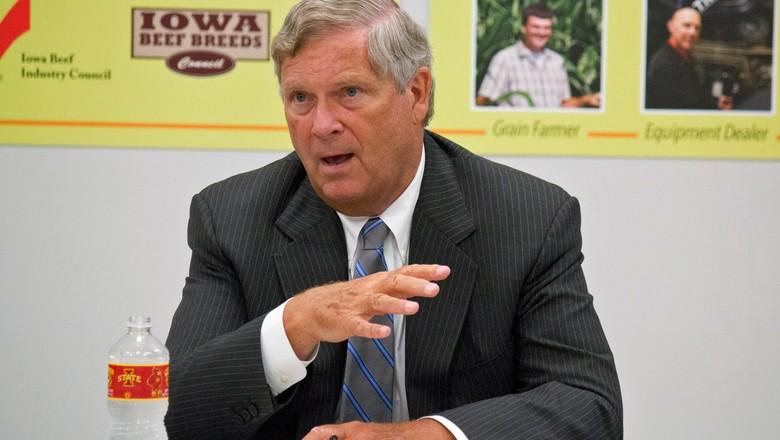 Tom Vilsack, novo secretário de agricultura dos EUA (Foto: Divulgação)