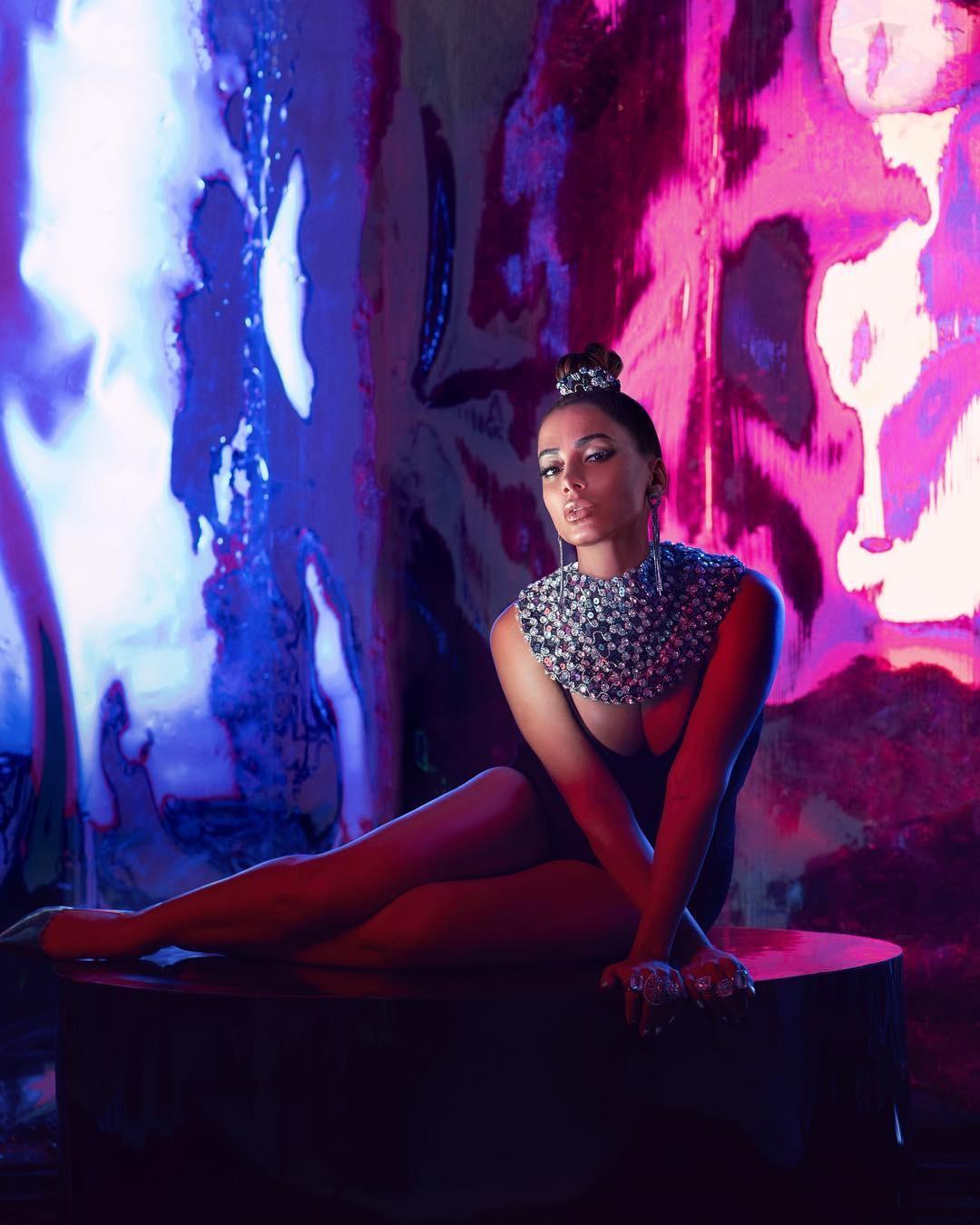 Quem é quem no novo disco da Anitta: da produção à comunicação (Foto: Divulgação)