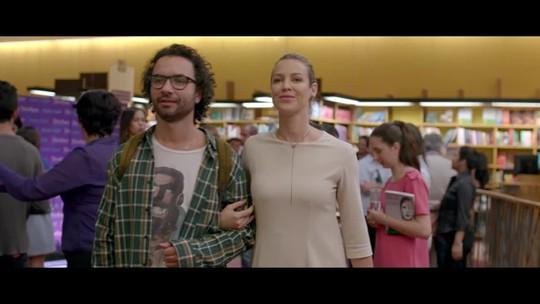 Luana Piovani fala de personagem deixada por marido em novo filme: 'Ela tem a surpresa de tomar um pé na bunda'