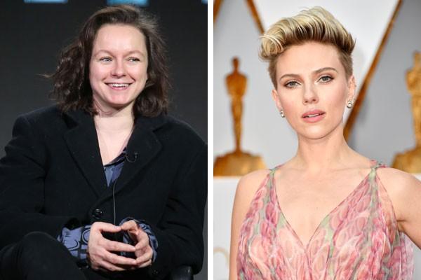 Samantha Morton e Scarlett Johansson (Foto: Getty Images)