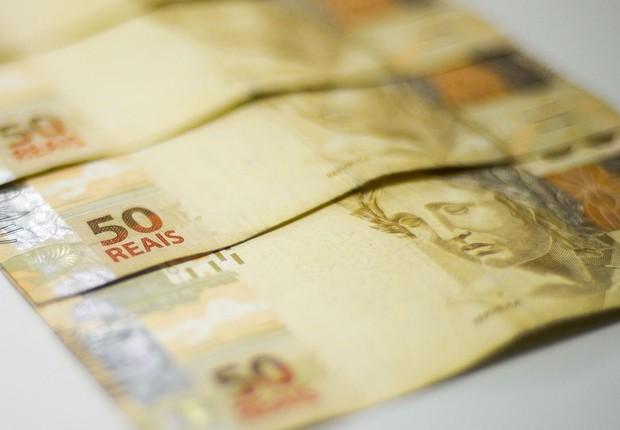 dinheiro, real, inflação, pib, economia brasileira, investimento (Foto: Marcello Casal Jr./Agência Brasil)