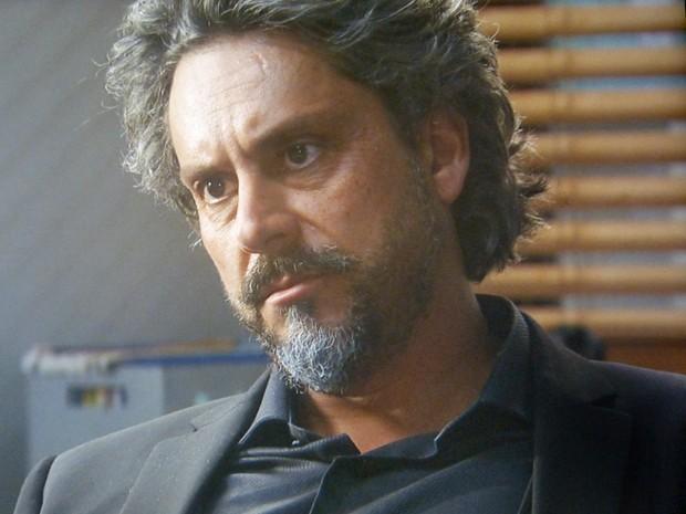 Alexandre Nero, o José Alfredo de 'Império' (Foto: Gshow)