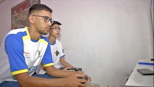 Delegação de MS disputa Campeonato Brasileiro de Futebol Virtual