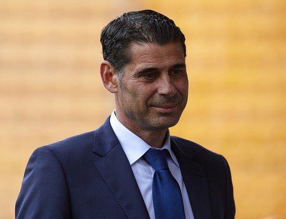 Fernando Hierro (Foto: Manuel Queimadelos Alonso/Getty Images )