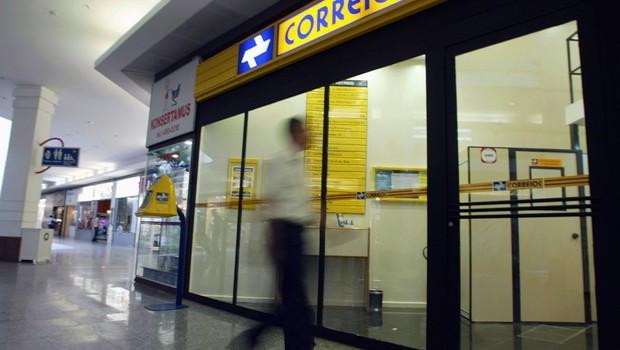 Agência dos Correios : desvios no fundo de pensão Postalis podem prejudicar funcionários (Foto: Reprodução/Facebook)