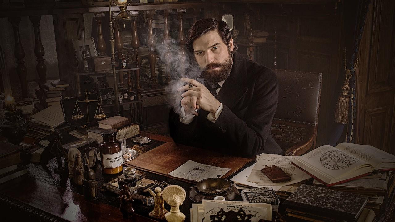 A série Freud, que já está no catálogo da Netflix, envolve o pai da psicanálise em uma busca por um serial killer (Foto: Reprodução)