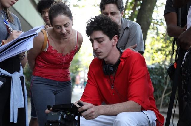 Johnny Massaro, Josie Antello e Leandro Daniel (Foto: João Penoni)
