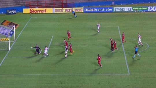 João Carlos decisivo, defesa protegida e baixo poder de fogo: o empate do CRB com o Vila Nova