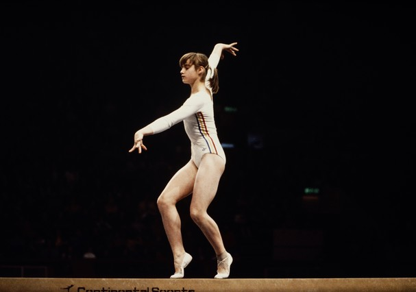 Nadia Comaneci (Foto: GettyImages/Don Morley / Staff)