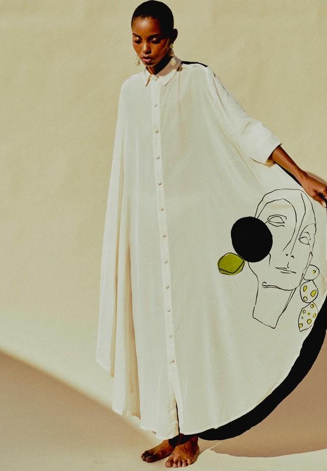Vanda Jacintho lança coleção Dada Afrika em São Paulo (Foto: Divulgação)