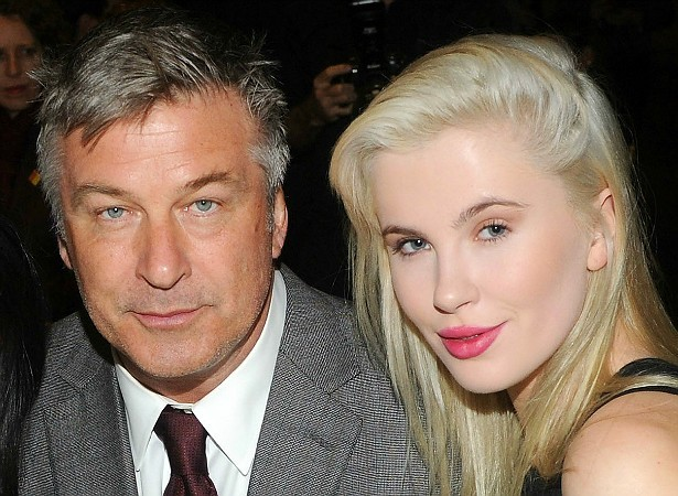 Ireland Baldwin e Alec Baldwin (Foto: Getty Images)