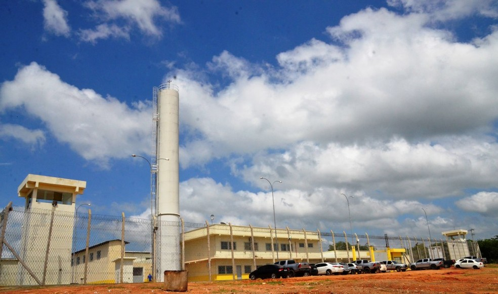 Caso aconteceu na Penitenciária Regional de Timon (MA), a 450 km de São Luís — Foto: Divulgação/Governo do Maranhão