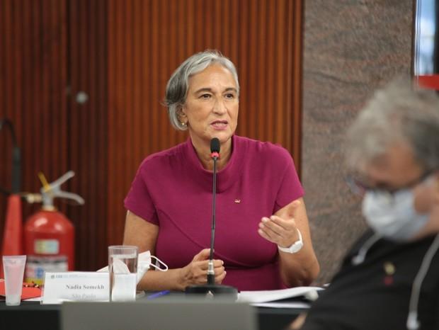 Nadia Somekh é a primeira mulher eleita para a presidência do CAU/BR