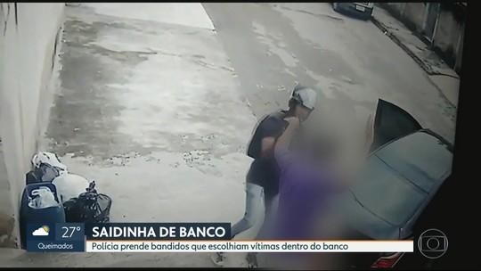 Polícia desmantela quadrilha suspeita de praticar saidinha de banco no Rio e na Baixada Fluminense