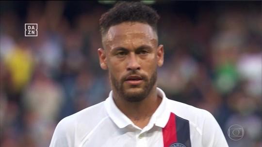 Chamado de gênio por jornais, Neymar é exaltado por Mbappé e Rivaldo