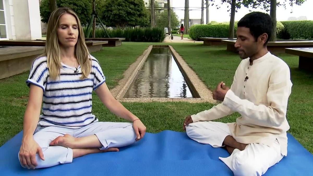 VÍDEOS: Aprenda técnicas de meditação