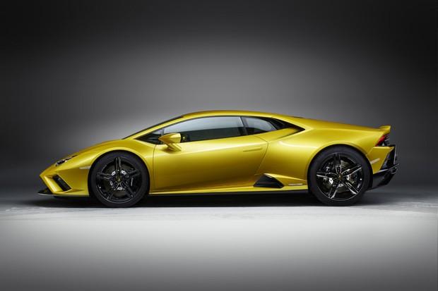 Lamborghini Huracán EVO RWD (Foto:  Divulgação)