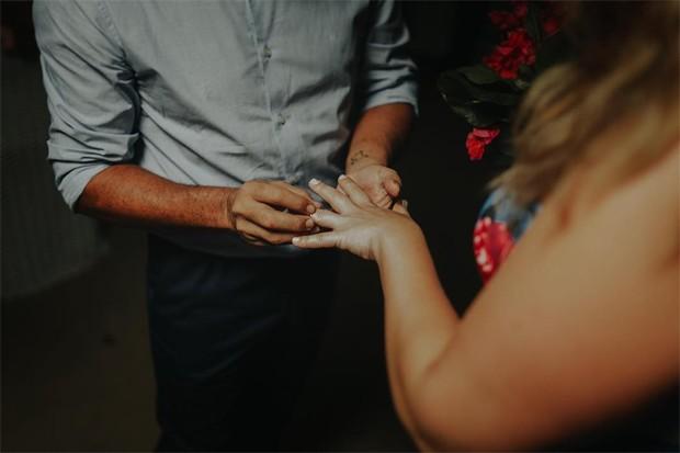 Fluvia Lacerda se casa em Roraima (Foto: Reprodução / Instagram)