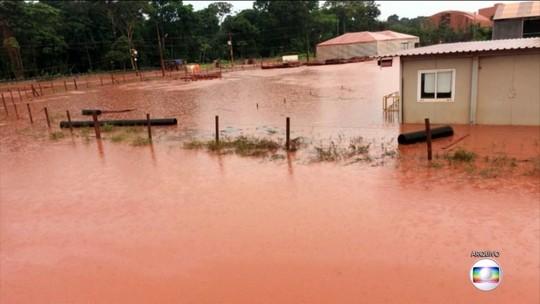 Grupo norueguês admite despejo de água não tratada no rio Pará