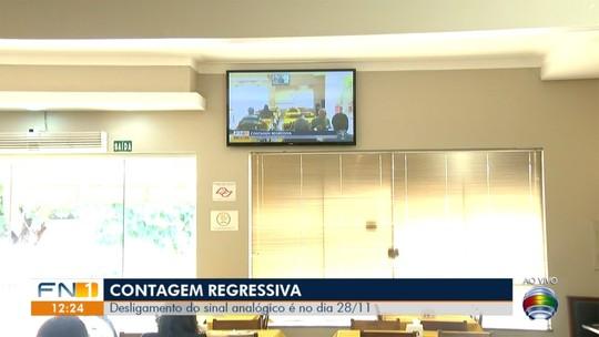 Todas as cidades do Oeste Paulista receberão sinal digital