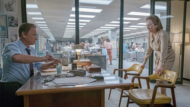 The Post, de Steven Spielberg (Foto: Divulgação)