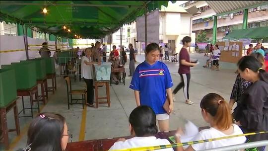 Comissão atrasa resultado de eleições legislativas na Tailândia