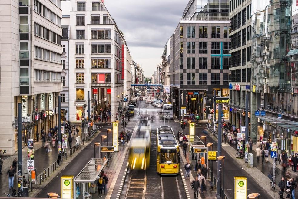 Berlim, na Alemanha (Foto: Divulgação)