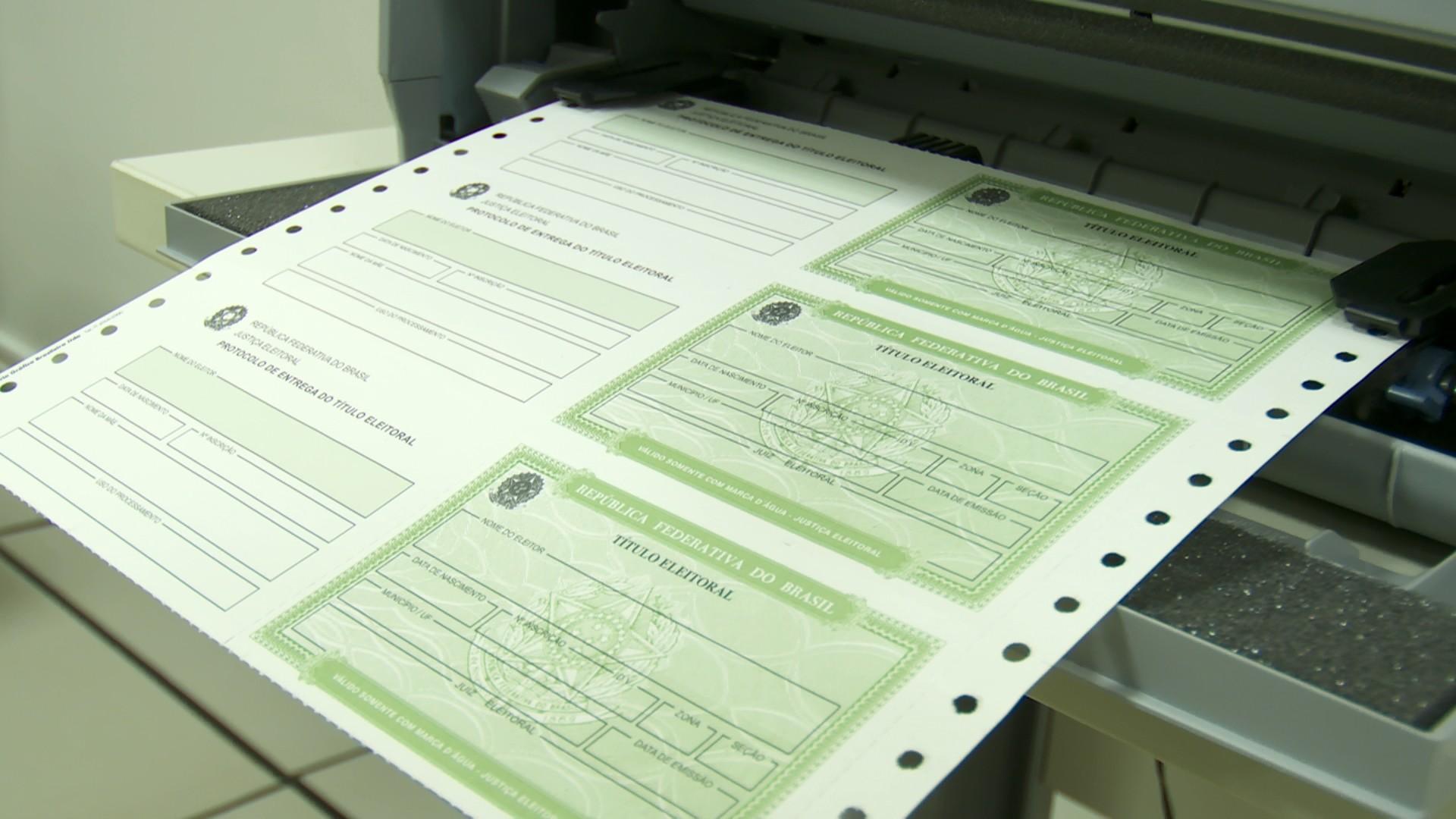 Prazo para cadastramento de título eleitoral no DF vai até maio; veja como fazer
