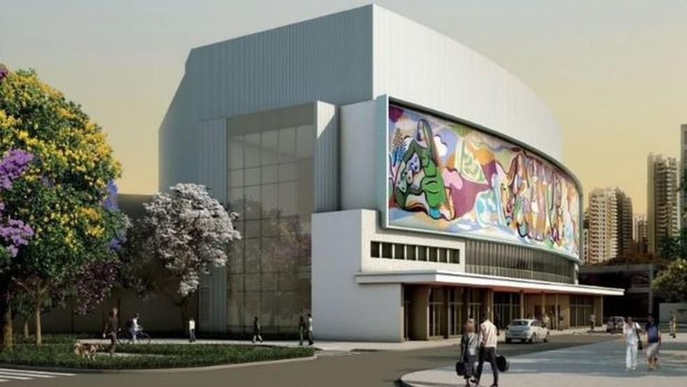 Teatro Cultura Artística (Foto: Culturaartistica.com.br)