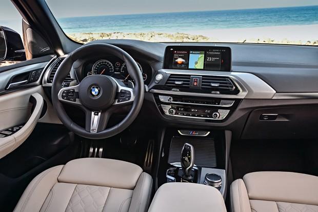 BMW X3 M40i (Foto: Divulgação)