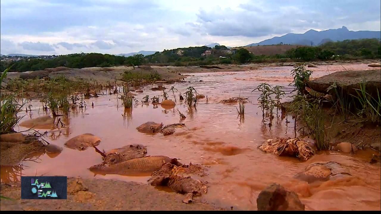 Lá Vem o Enem 2020: Saiba como a barragem de Mariana pode ser tema abordado na prova