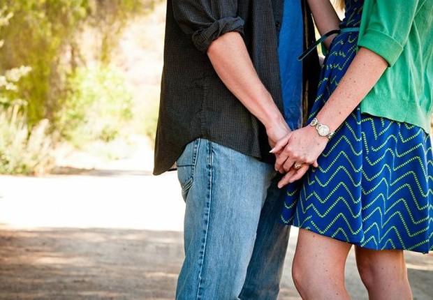 Casal ; namoro ; relacionamento ; casamento ; casal sem filhos ; família ;  (Foto: Dreamstime)