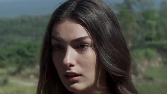 Teaser: Luciana vê Ciça no caixão