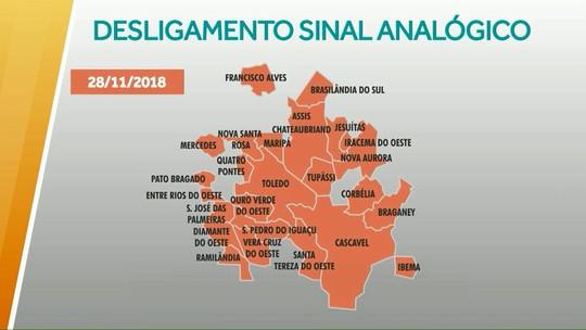 TV Digital: notícias de Cascavel