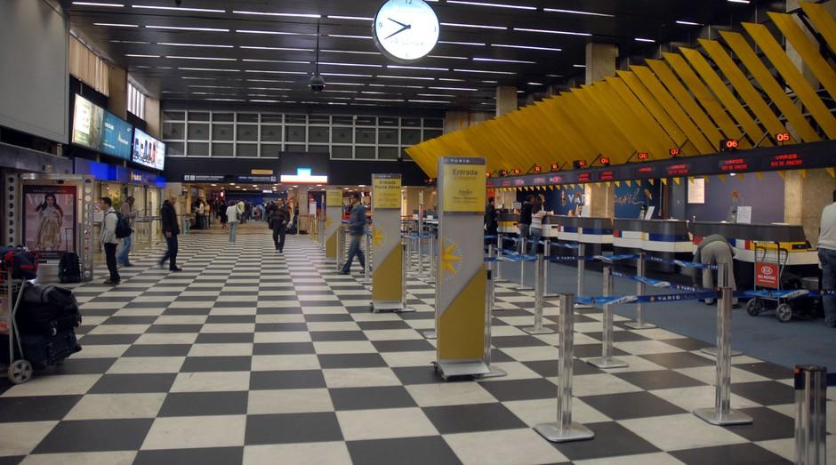 Congonhas: novidades no aeroporto (Foto: Divulgação)