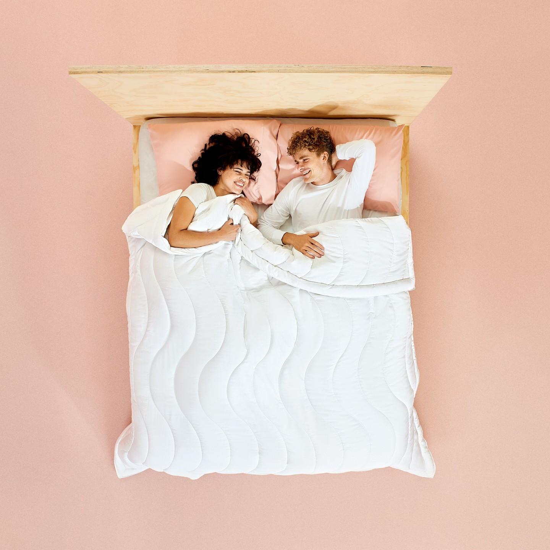Marca cria roupa de cama vegana e biodegradável com fibra de eucalipto (Foto: Divulgação)