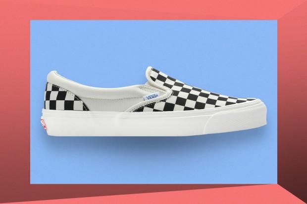 Vans Slip-On Checkerboard (Foto: divulgação | arte: @matthhenriquee)